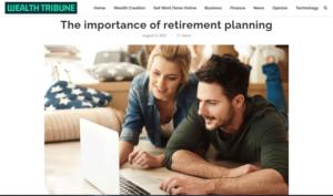 retirement Planning by Heather C Abbott hcabbott.ca